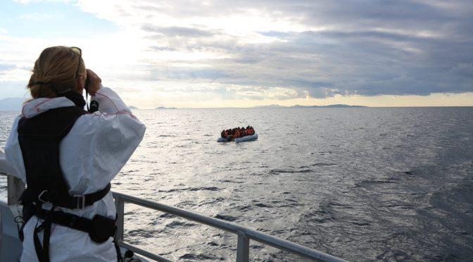 Union Européenne et frontières maritimes