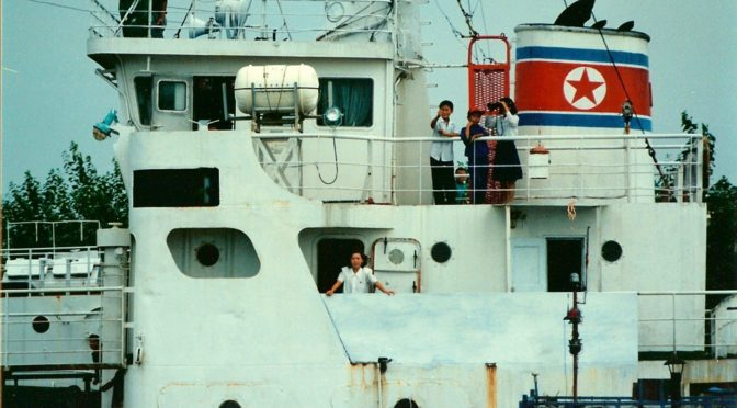 Les résolutions du Conseil de sécurité sur la Corée de Nord et la liberté des mers