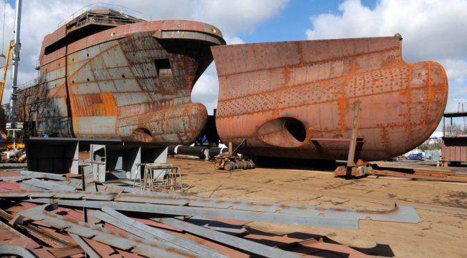 OIT : Recueil de directives sur la sécurité et la santé dans le secteur de la construction et de la réparation navales