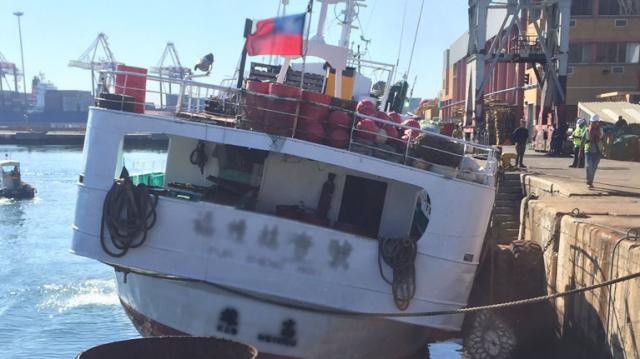 Mise en œuvre de la Convention 188 de l'OIT sur le travail à la pêche